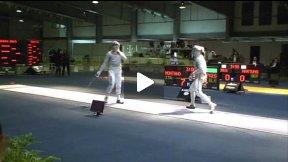Plovdiv Grand Prix 2010 - L32 - Lapkes BLR v Montano ITA