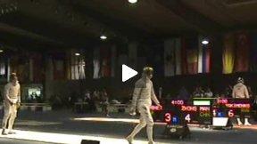 Plovdiv Grand Prix 2010 - L16 - Zhong CHN v Wagner GER