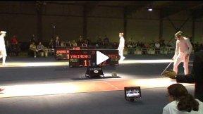 Plovdiv Grand Prix 2010 - L16 - Dumitrescu ROU v Yakimenko RUS