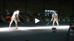 Plovdiv Grand Prix 2010 - FINAL - Zhong CHN v Limbach GER