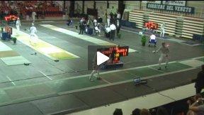 Padova Grand Prix 2010 - L64 - Zalomir ROU v Yakimenko RUS