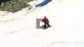 Justin Kosko Snowboarding at Blackcomb