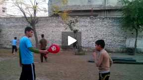 TRIPLE KICK BY SIR SHAHEEN'S STUDENT