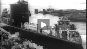 News Reel: USS Triton