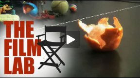 THE FILM LAB: Stop Motion Part 02