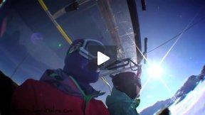Snowboarding - Glacier Park