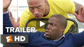 Central Intelligence Official Teaser Trailer #1 (2016) - Dwayne Johnson, Kevin Hart