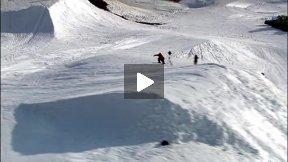 Snowboarding - Travis Rice vs. Tanner Hall