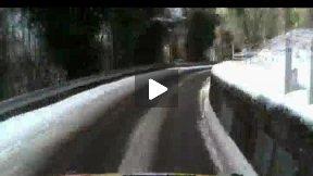 19° Ciocchetto Rally Francesconi-Fatichi on Fiat 600 Sporting SS8 Stadio
