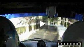19° Ciocchetto Rally Francesconi-Fatichi on Fiat 600 Sporting SS10 Stadio