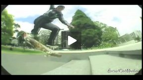 Skateboard Montage: The Best of 2011