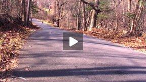 Downhill Skateboarding: Harvard