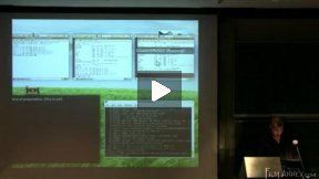 CLUG Talk 27 July 2010 - PXE boot + kickstart + puppet (automated roll-outs)
