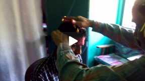 My brother taken tika and jamara from elders