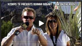 Xcorps TV  Deanna Bogart Jam On The Rocks LIVE - Long Version