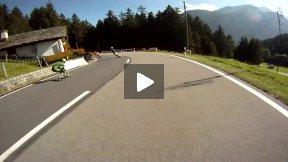 Downhill Skateboaring: Giosteka Crew