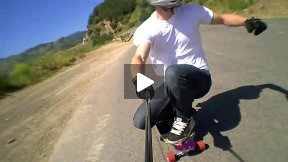 Downhill Skate: The Countryside