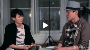 Model Interview New York City - Gwen Lu 采 访 Jerry Fu, Part 2