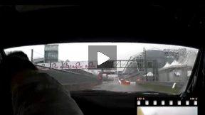 Cameracar Botta N. - Bruns M. Monza Rally Show Ford Focus WRC SS8
