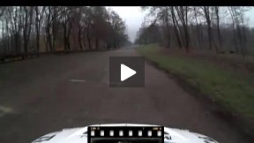 Cameracar Colombo F. Dragonetti N. Monza Rally Show SS 3