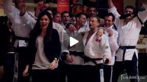 Vashkulat (USA) vs Gerzer (GER), NY Open Judo 2011 Team Championship