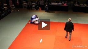 Sheykhislyamov (CAN) VS Boldetti (ITA), NY Open Judo 2011 Team Championship