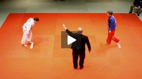 Bolen (USA) vs Tomasini (ITA), NY Open Judo 2011 Team Championship