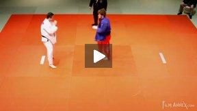 Delpopolo (USA) vs Mella (ITA),NY Open Judo 2011 Team Championship