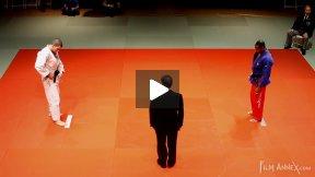 St. Leger (USA) vs Boldetti (ITA),NY Open Judo 2011 Team Championship