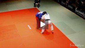 Vashkulat (USA) vs Buono (ITA),NY Open Judo 2011 Team Championship