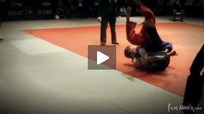 Delpopolo (USA) vs Kneitinger (GER), NY Open Judo 2011 Team Championship