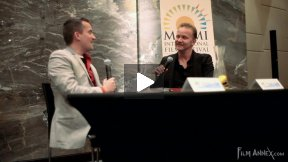 Morgan Spurlock at MIFF 2011 Part 2