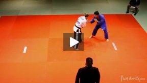 Kneitinger (GER) vs Imagawa (CAN),NY Open Judo 2011 Team Championship, second round.