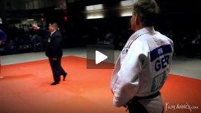 Stevens (USA) vs Gess (GER), NY Open Judo 2011 Team Championship