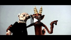 No Devil Me No More - Stop motion animation by Los Angeles based independent filmmaker Charles Pieper