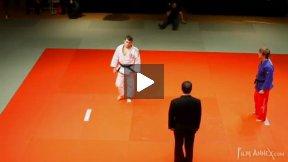 Bolen (USA) vs Tomasini (ITA), NY Open Judo 2011 Team Championship, second round.