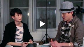 Model Interview New York City - Gwen Lu 采 访 Jerry Fu, Part 3