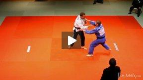 Boldetti (ITA) vs Kirsten (GER), NY Open Judo 2011 Team Championship