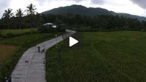 7. Aerial video