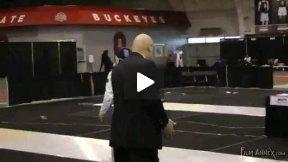 NCAA Fencing 2011 - Men's Foil Semi-final Bout: DeSmet ND v Willette PSU