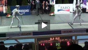 Padova Team World Cup 2011 - BRONZE - Belarus v Russia