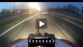 Cameracar Paccagnella M. - Bianco B. Citroen Xsara WRC Monza Rally Show Ps 1