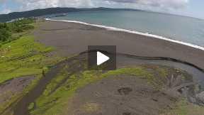 16. Aerial video