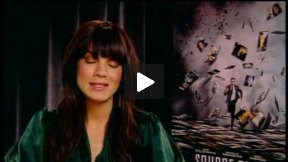 "Michelle Monaghan Explains ""Source Code"""