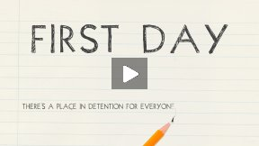 First Day, 2010 Comedy Drama from UK Based Film maker, Anderson West