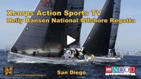 Xcorps Action Sports Music TV  - NOOD Sail Regatta Boat Races