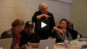 Abel Ferrara's 4:44 - Production Meeting Day 2