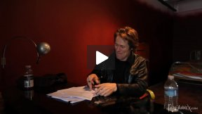 Abel Ferrara's 4:44 - Pre-Lighting and Rehearsal