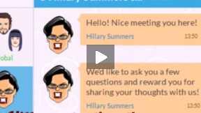 bitLanders Survey Chat vid by jikZ