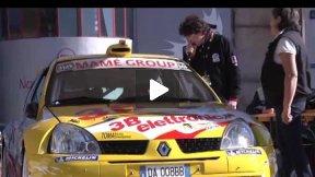 Rally Franciacorta 2011 Cerri - Rinaldi Renault Clio S. 1600 Introduction Video